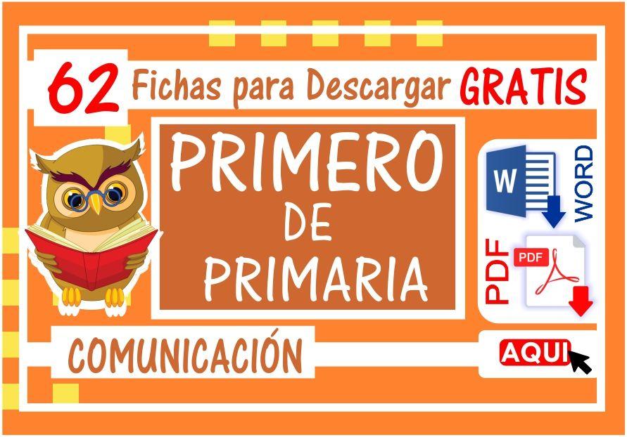Comunicacion Integral para Niños de Primer GRado