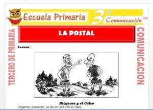 La Postal para Tercero de Primaria