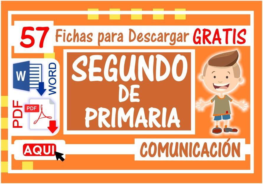 Comunicacion para Segundo de Primaria