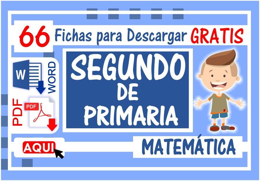 Matematica para Segundo de Primaria