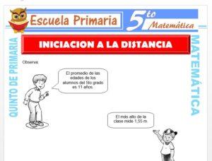 Modelo de la Ficha de Iniciación a la Estadística para Quinto de Primaria