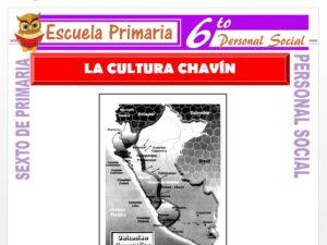 Modelo de la Ficha de Chavin y su Cultura para Sexto de Primaria