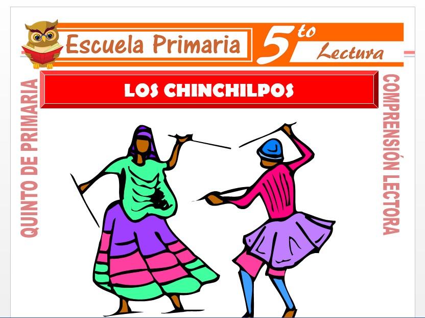 Modelo de la Ficha de Los Chinchilpos y los Gamonales para Quinto de Primaria