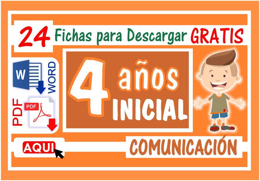 Comunicación para Niños de Cuatro Años