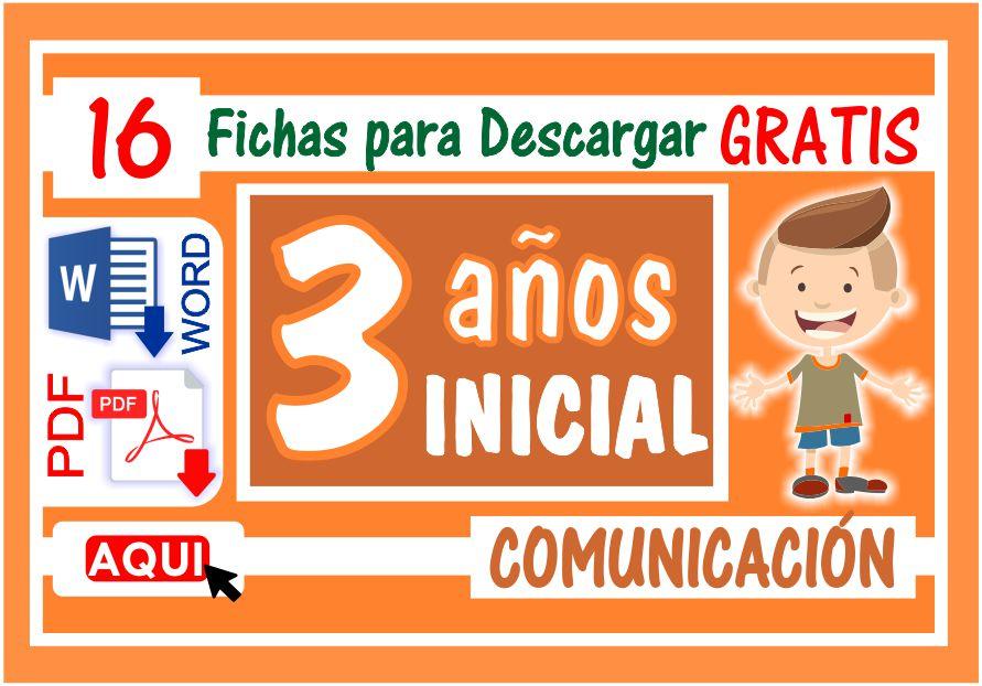 Comunicación para Niños de Tres Años