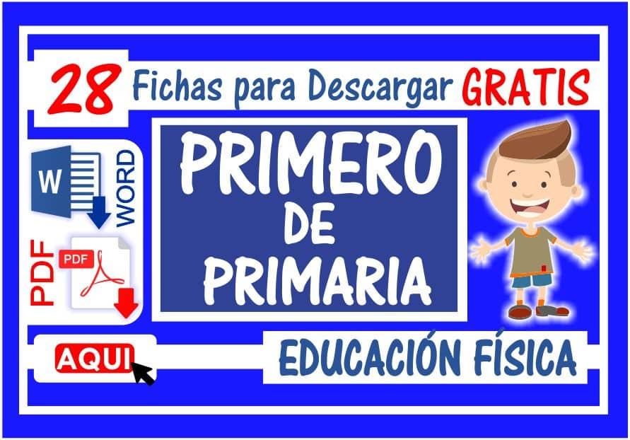 Educación Física para Primero de Primaria